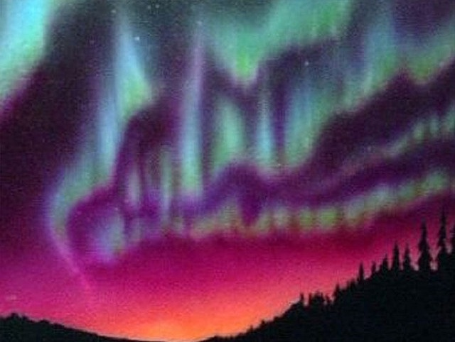 Aurora Borealis - the Northern Lights I think it would be really fun to see the northern lights