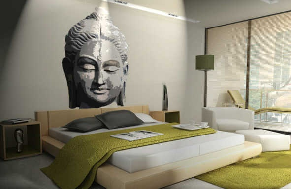 Chambre Bebe Bleu Fonce : 1000+ images about Deco zen on Pinterest  My last, Zen decorating and