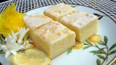 Mountain Breaths: Lemon Brownies