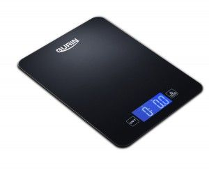 Gurin Launches Digital Kitchen Scale Of Chef's Choice