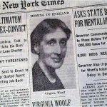 Virginia Woolf's Suicide