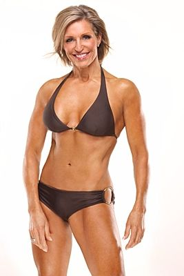 Tosca Reno: True fitness inspiration for the over 40s!