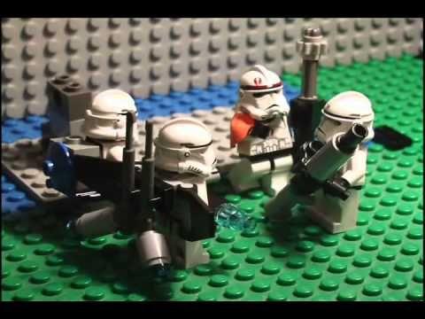 ▶ Lego Clone Wars: The 41st Elite Legion, IV - YouTube