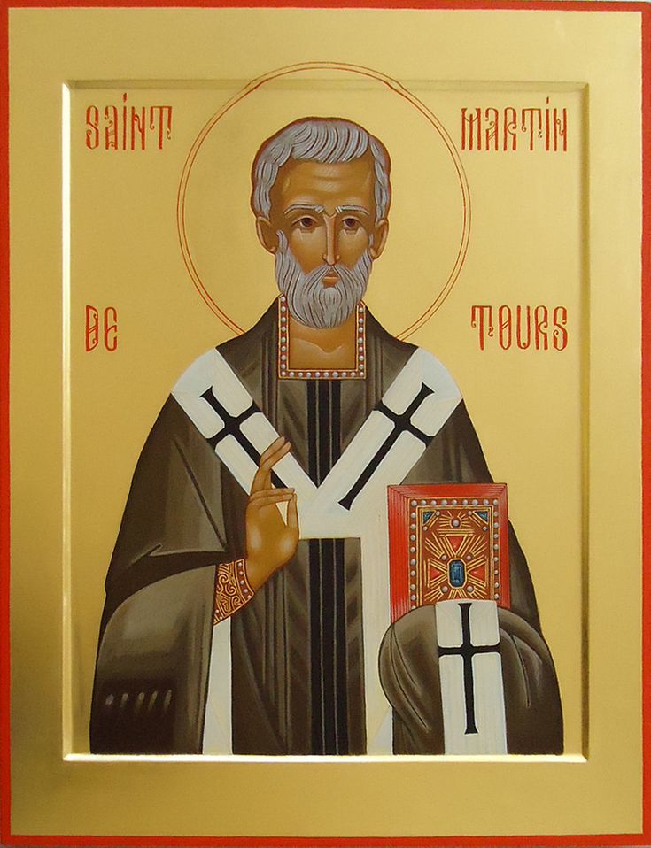 About St Martin Of Tours