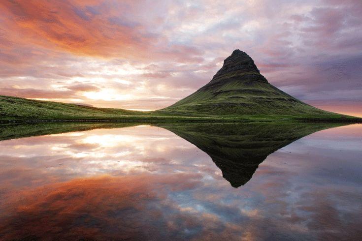 صور-مناظر-طبيعية-رائعة-من-جزيرة-آيسلندا-ستجعلك-تسافر-إليها---جبل-وبحيرة