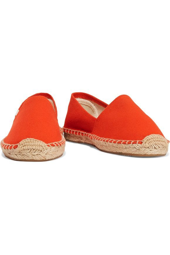 Dali canvas espadrilles   SOLUDOS   Sale up to 70% off   THE OUTNET