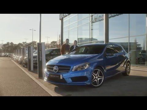 Approved Used | Mercedes-Benz Cars UK - YouTube