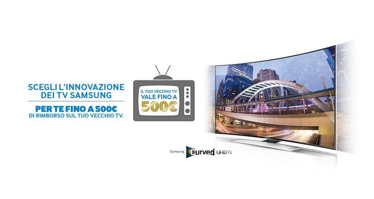 Cambia ora il tuo TV