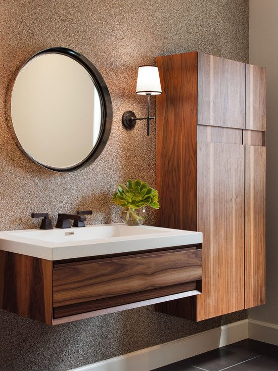 Photo Gallery For Photographers Contemporary Powder Room Design Pictures Remodel Decor and Ideas page
