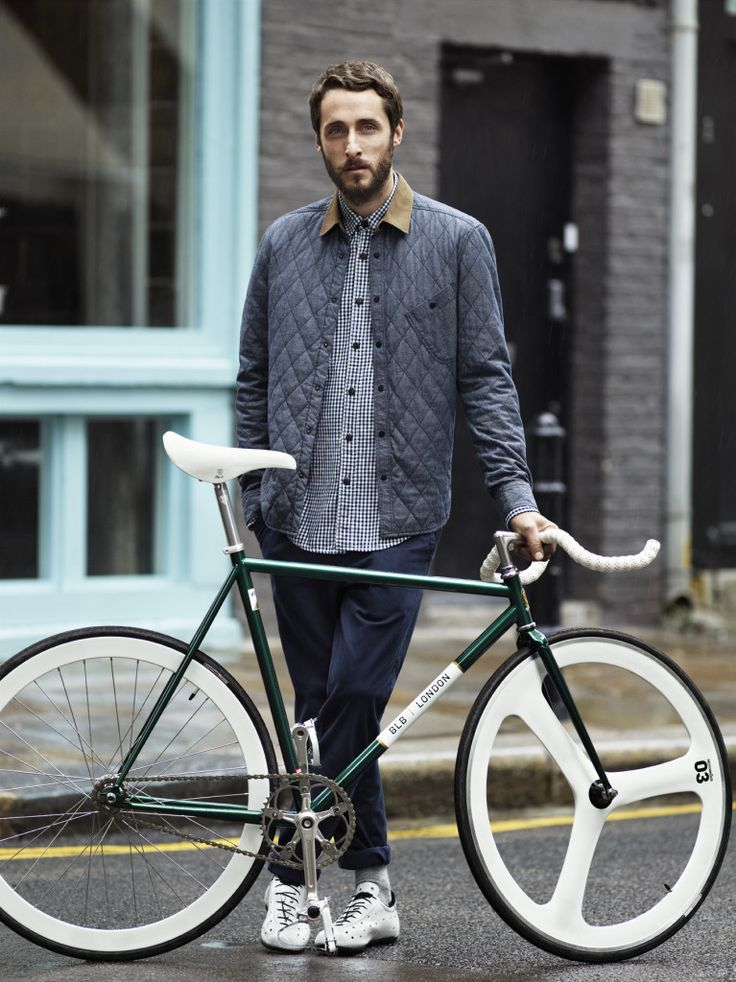 Le vélo est urbain