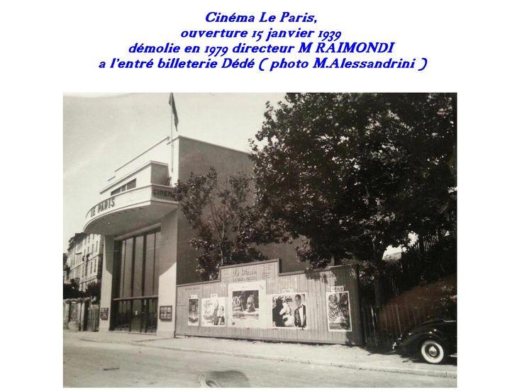 Cinéma le Paris