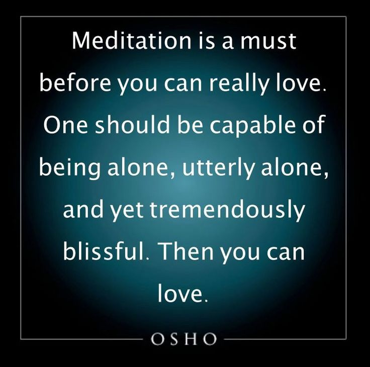 osho on how to know yourself