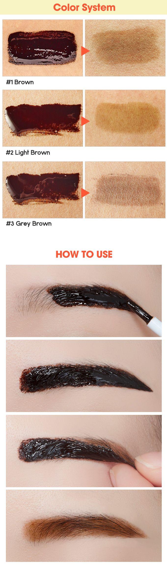 Best 25+ Eyebrow makeup products ideas on Pinterest | Cheap makeup ...