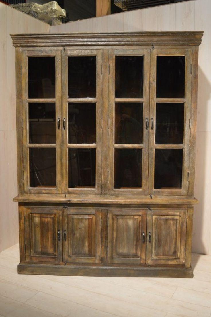 Veiling Industriële & Vintage meubelen -- Liedekerke -- 24/06-11/07