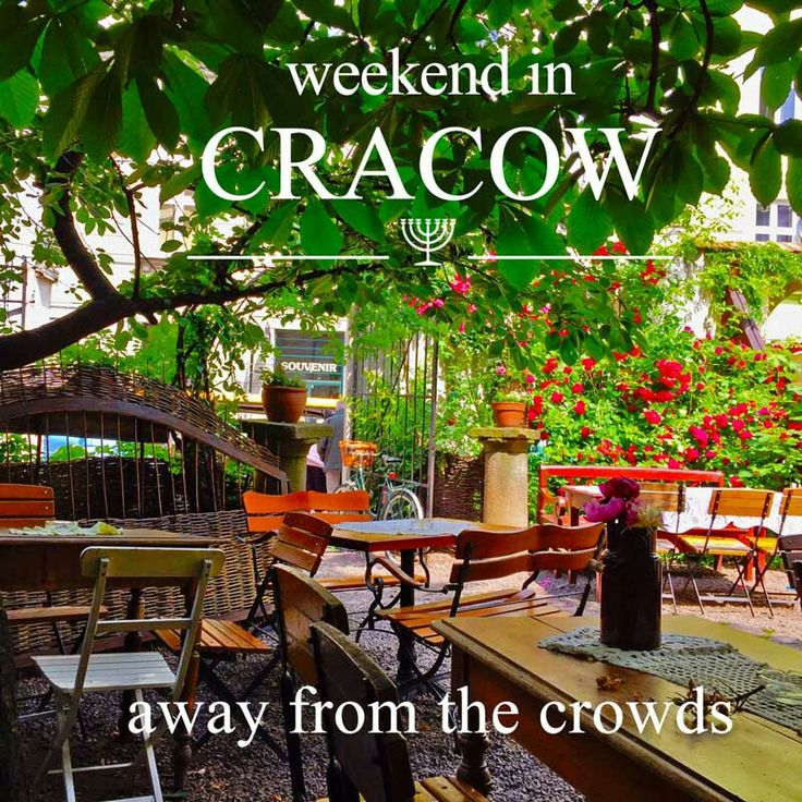 Keep calm and travel to Cracow, Poland! Tips for perfect city break! blondeonholidays.com