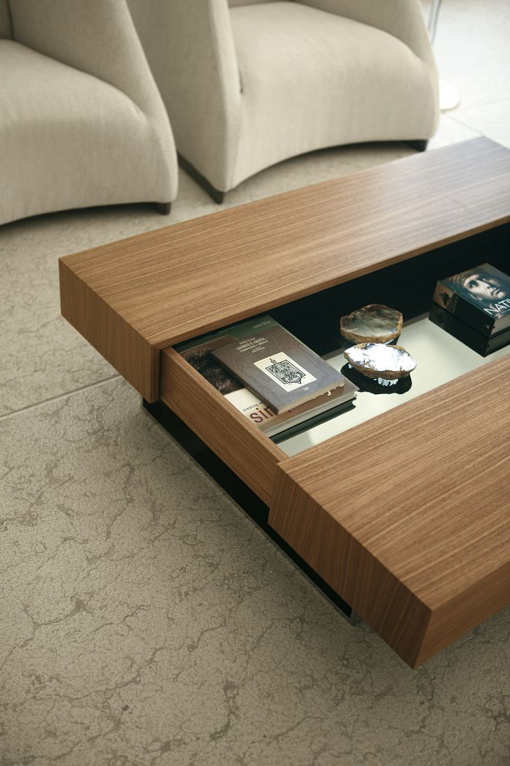 Porada spot coffee table w slide open storage small space porada spot coffee table w slide open storage small space solutions pinterest storage coffee and small spaces geotapseo Image collections