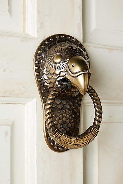 Hera Door Knocker, $48, might need a door knocker on some random internal door just to enjoy