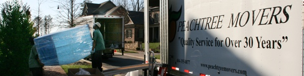 Only company to use for your moving needs.  Peachtree Movers 404-355-8877.