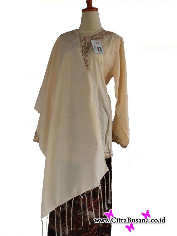 Model Kebaya Muslim | Citra Busana Kode : KCB2 salah satu produk berkualitas dengan harga murah menggunakan sistem Grosir, yang kami jual di www.CitraBusana.co.id, Pemesanan SMS : +6281232438431 | Pin BB : 2B32CEFB