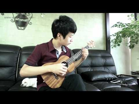 (Bruno Mar) Just The Way You were  - Sungha Jung (Ukulele)