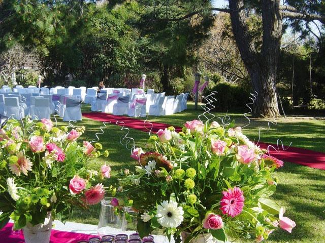 Everwood Weddings  Plot 138, Nooitgedacht, Muldersdrift  Photo 4  Outside Ceremony Area