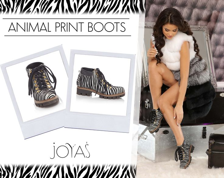 The Betty boots are made of natural leather with exotic texture, for a charming allure @j
