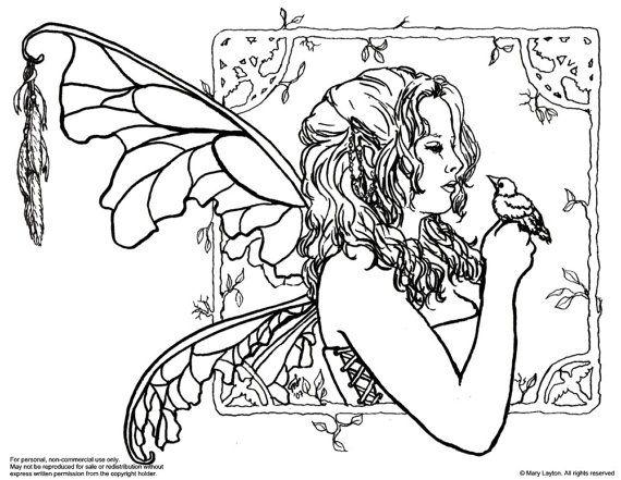 1286 best Diseños - Hadas y Elfos images on Pinterest | Hadas ...