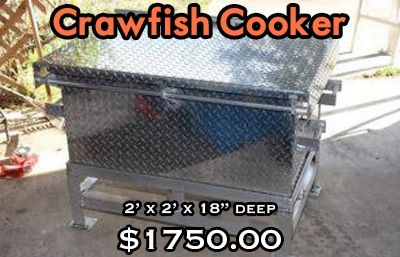 A.D.D. Welding & Fabrication | Crawfish Cooker | BBQ Grills | Pit Smokers