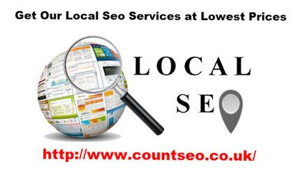 local seo services pricing