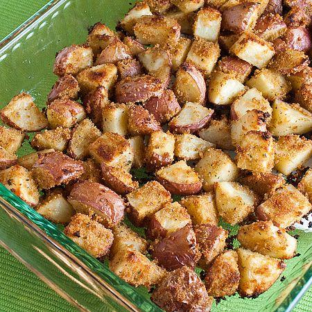 Shake and Bake Potatoes Recipe on Yummly