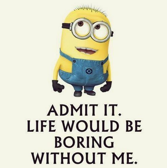 30 Funny Minion Quotes                                                                                                                                                                                 More