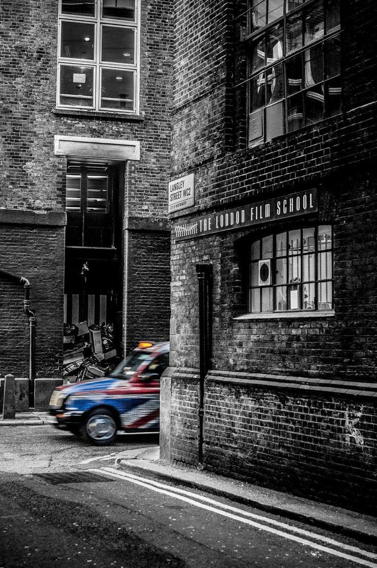 The London Film School by Victor Alexandre.