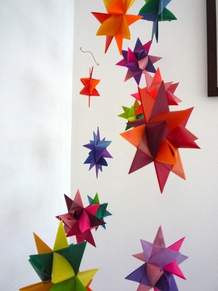 paper star movil: paper star movil