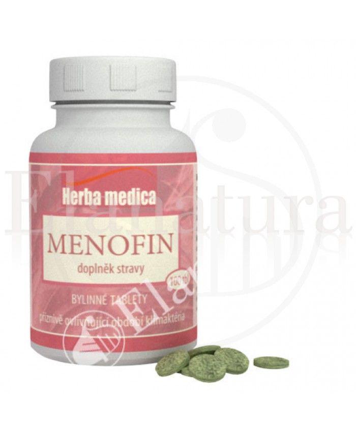 Menofin redukuje menopauzální příznaky
