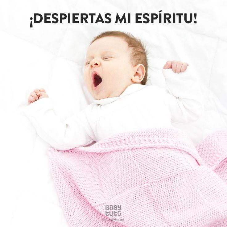 #LoDijoUnBabylover   Verte dormir es maravilloso, ¡despiertas mi espíritu!
