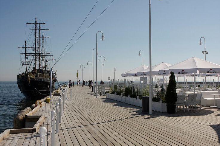 Przystań jachtowa Sopot