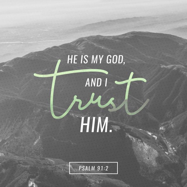 My daily bible verse of inspiration.