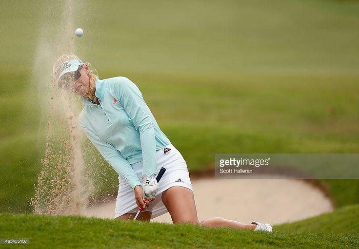 womens golf bunker shot - Sök på Google