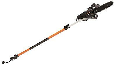 Electric Tree Trimmer Pole Chain Saw Pruner Remington 15 Ft Branch Powerful NEW
