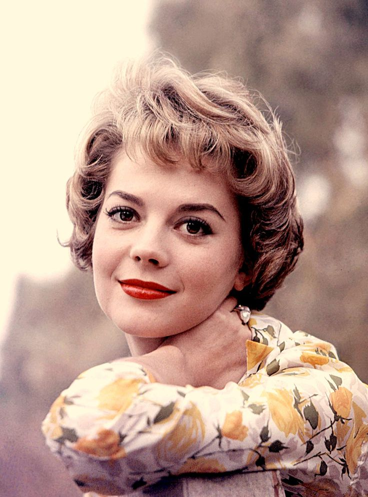 Natalie Wood on Pinterest | Gypsy, West Side Story and Woods