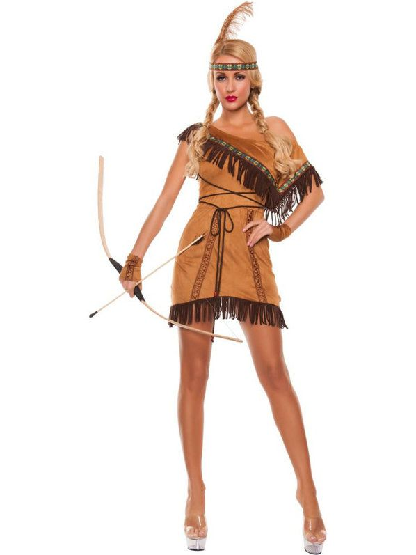 check out womens sexy dream catcher costume indians costumes from costume - Pin Up Girl Halloween Costumes 2017