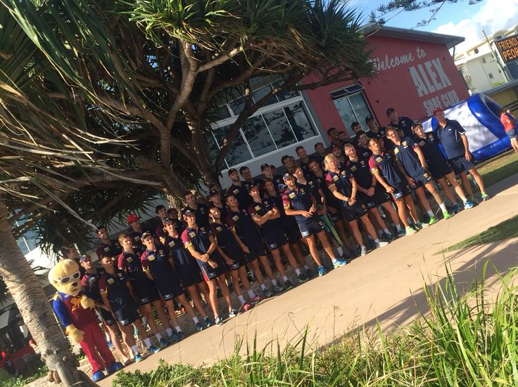 #CommunityCamp stop number five at the Alex Surf Club for breakfast and an outside radio broadcast