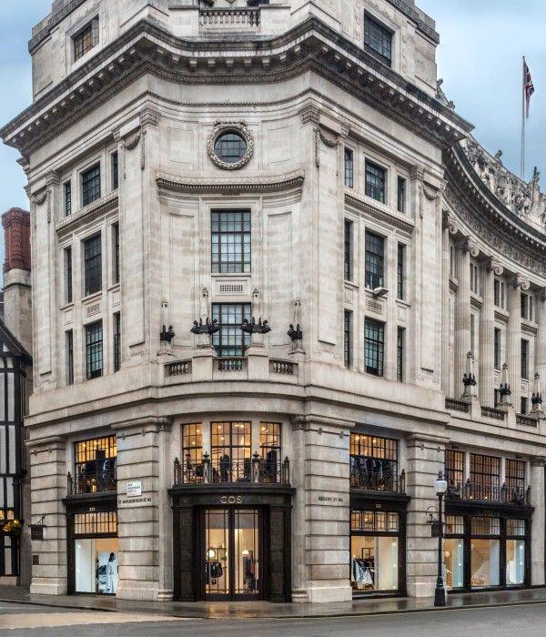 COS Regent Street, London - Dinesen
