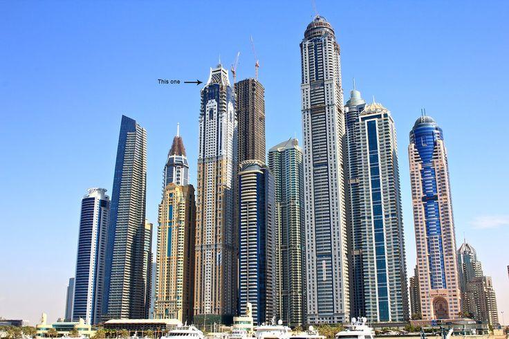 23. Elite residence in Dubai, UAE 1247 ft