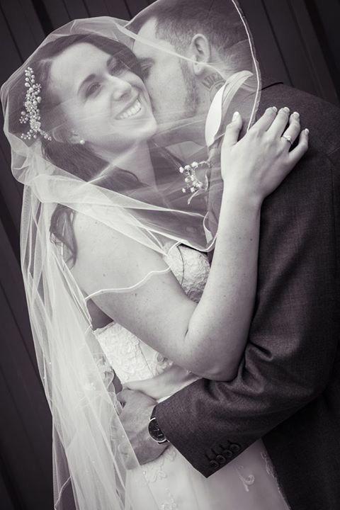 Our gorgeous bride - Emily Brigham
