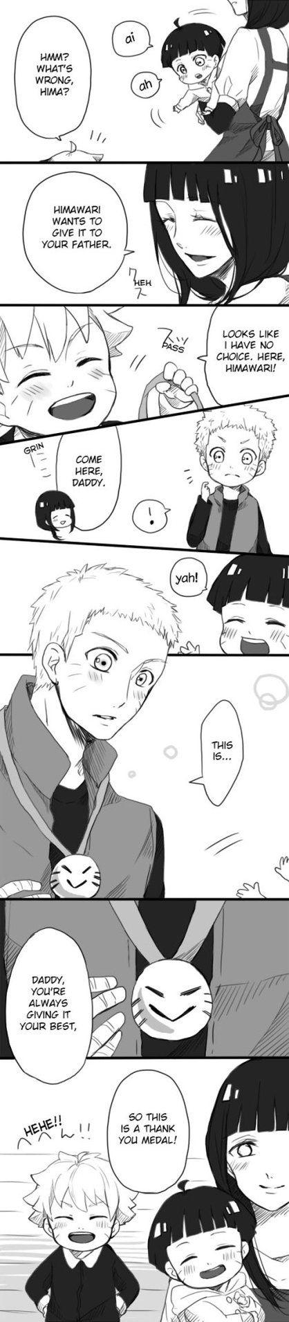Naruhina: Family Pg4 Source:かきたまじる Translation by /a/non. Naruto © Masashi Kishimoto