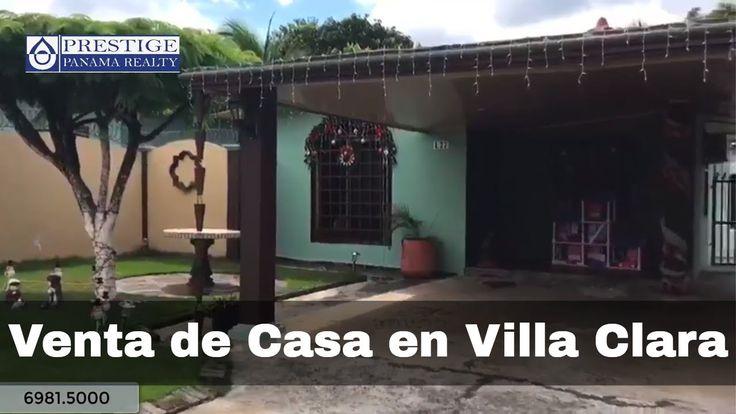 Venta de Casa en Villa Clara, David, Chiriquí. Prestige Panama Realty. 6...