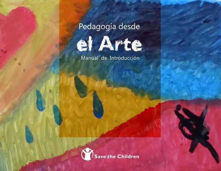 Manual pedagogia desde el arte 0