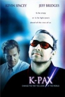 K-Pax - O Caminho da Luz (K-PAX) - Poster / Capa / Cartaz