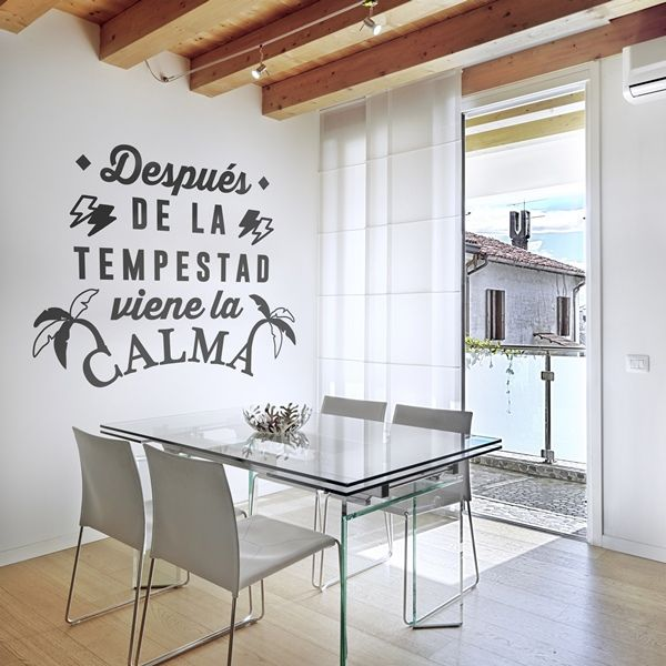 20 best images about vinilos decorativos textos on - Papelpintadoonline com vinilos decorativos ...